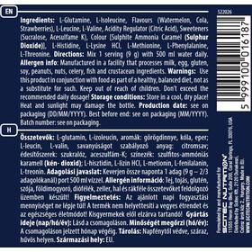 SCITEC EAA+Glutamine Polvo 300g, Melon-Cola